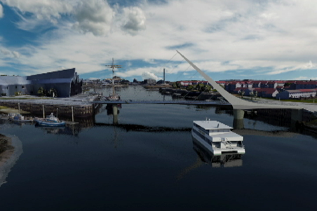 the Clyde Waterfront