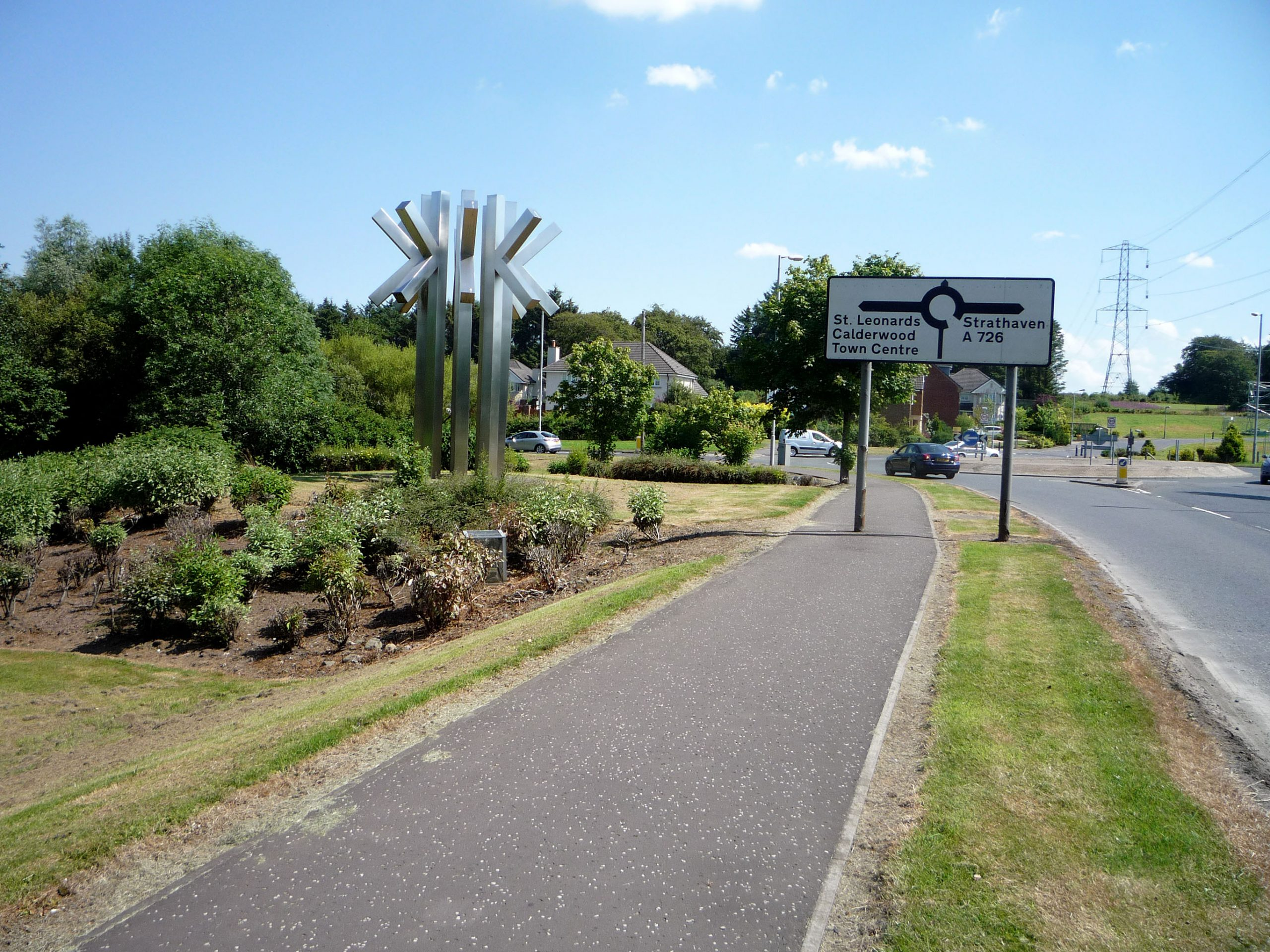 Picture of Greenhills road